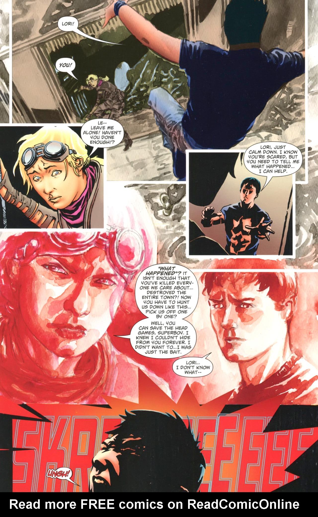 Superboy [I] Issue #7 #7 - English 9