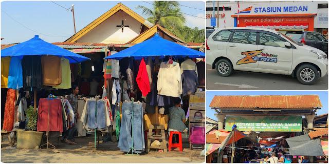 Pasar Pakaian Bekas