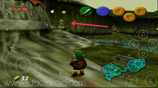 Lokasi Market - Zelda :Ocarina Of Time