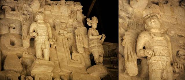 Pueblos Antiguos. Seres Alados. Angeles mensajeros de Xibalbá