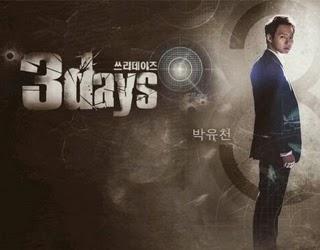 Sinopsis Drama Korea 3 Days Lengkap