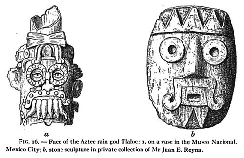 Abaculi: Aztec Faces (1911)