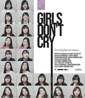 BNK48: Girls Don't Cry (2018) บีเอ็นเคโฟร์ตีเอต: เกิร์ลดอนต์คราย