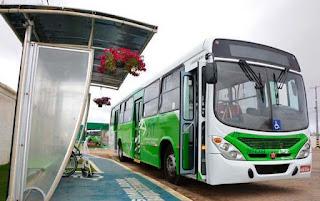 Aumento na passagem de ônibus