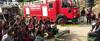 Mizoram Fire and emergency
