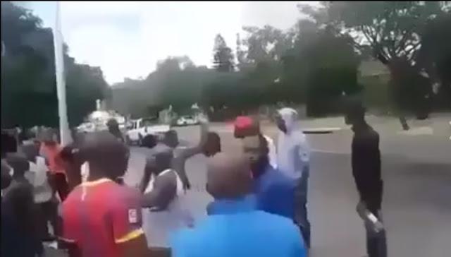 Nigerians in SA form protective vigilante