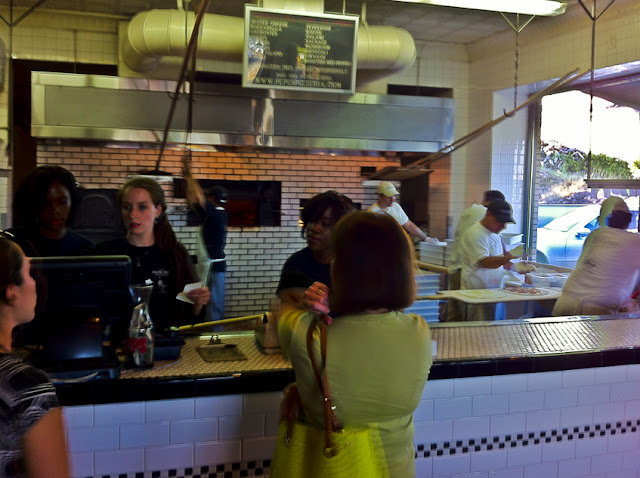 Frank Pepe's Pizza Fairfield CT