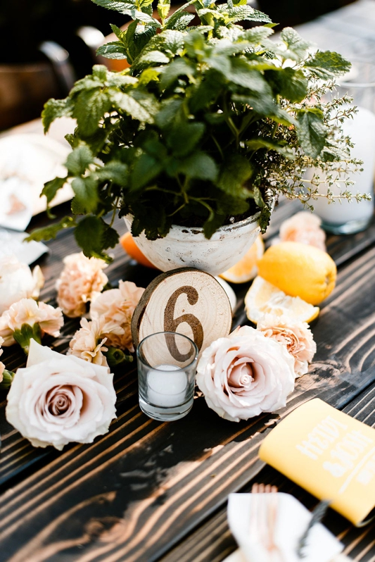 platos de madera tendencias boda 2018 chicanddeco blog