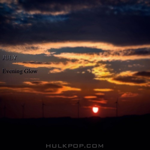 July – Evening Glow – Single
