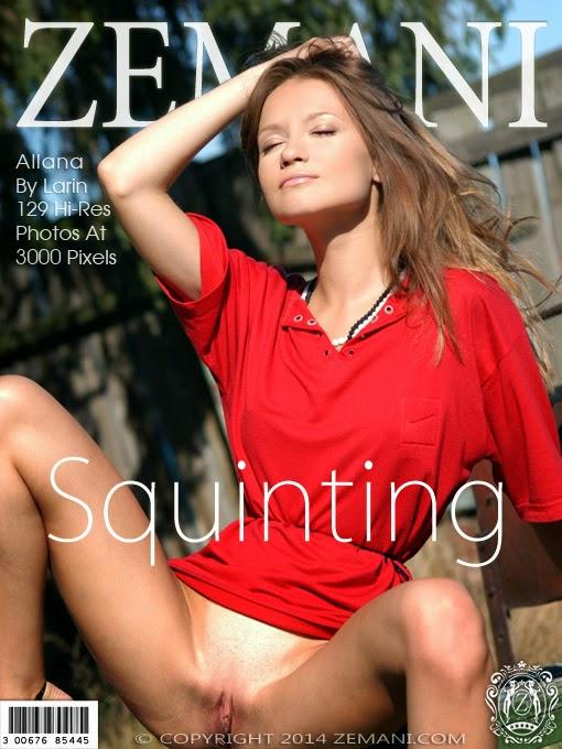 Zeman1-27 Allana - Squinting 08160