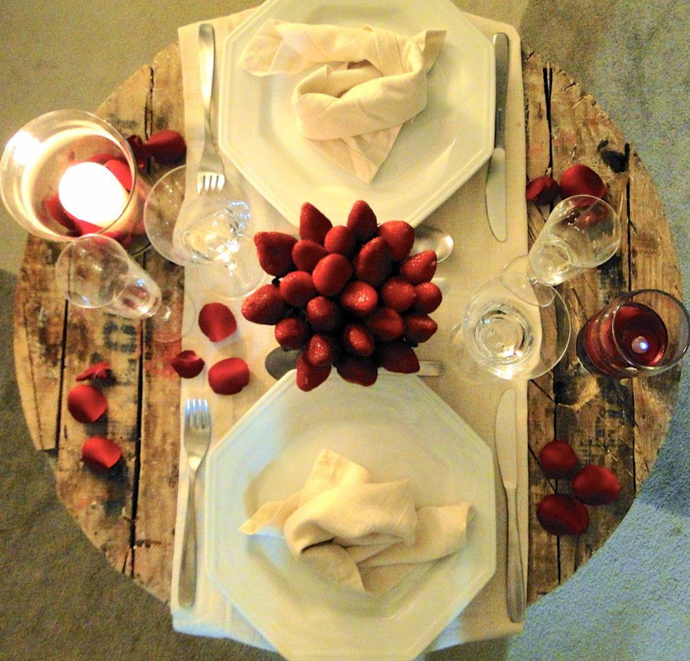 Ana Maria Braga Chica Doida tu organizas.: boa mesa- jantar a dois