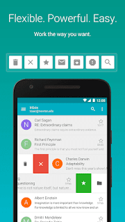 Aqua Mail Pro – Email App v1.19.0-1434 Paid Mod Lite Is Here !