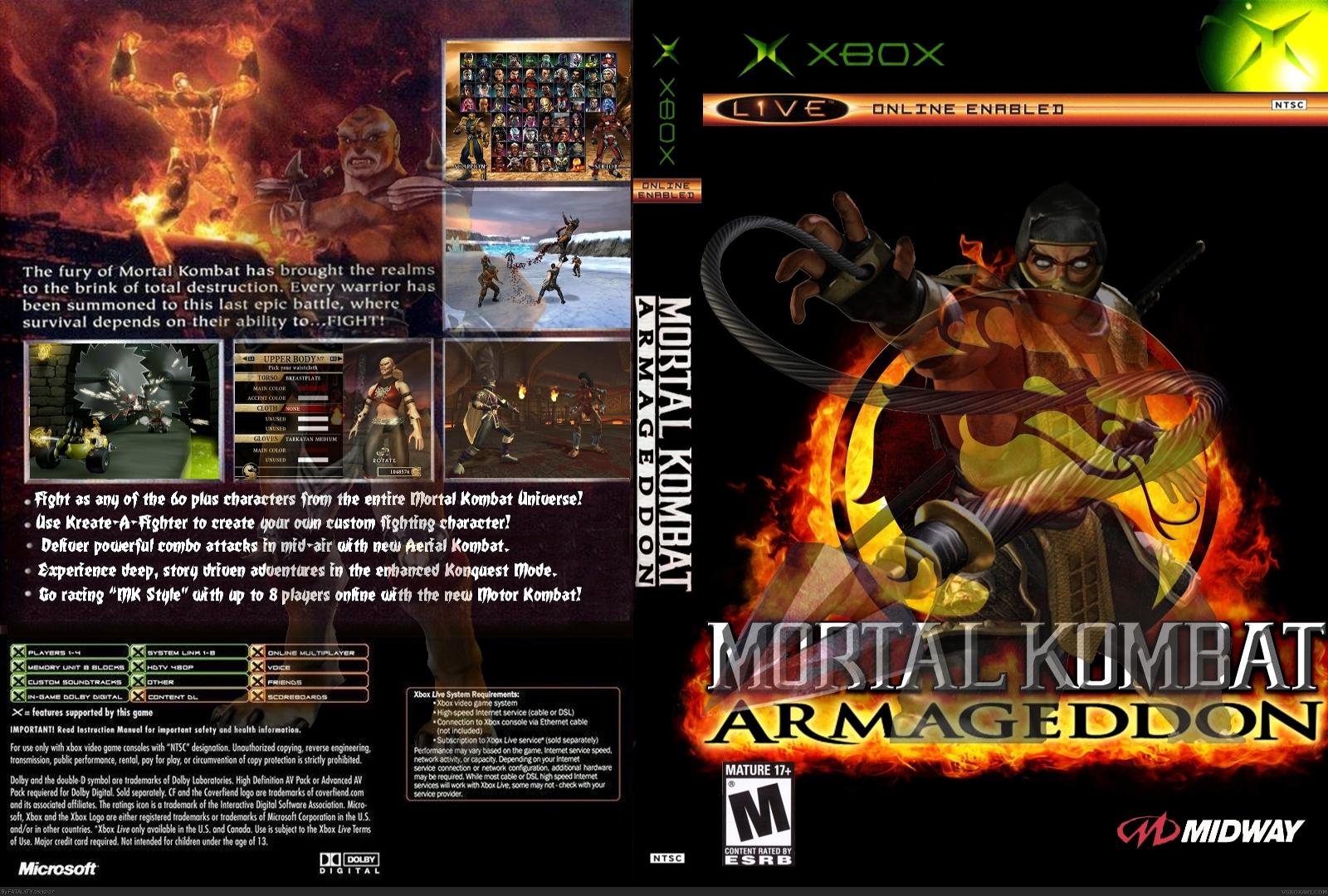 MORTAL KOMBAT KOMPLETE EDITION - XBOX 360   Driline Games
