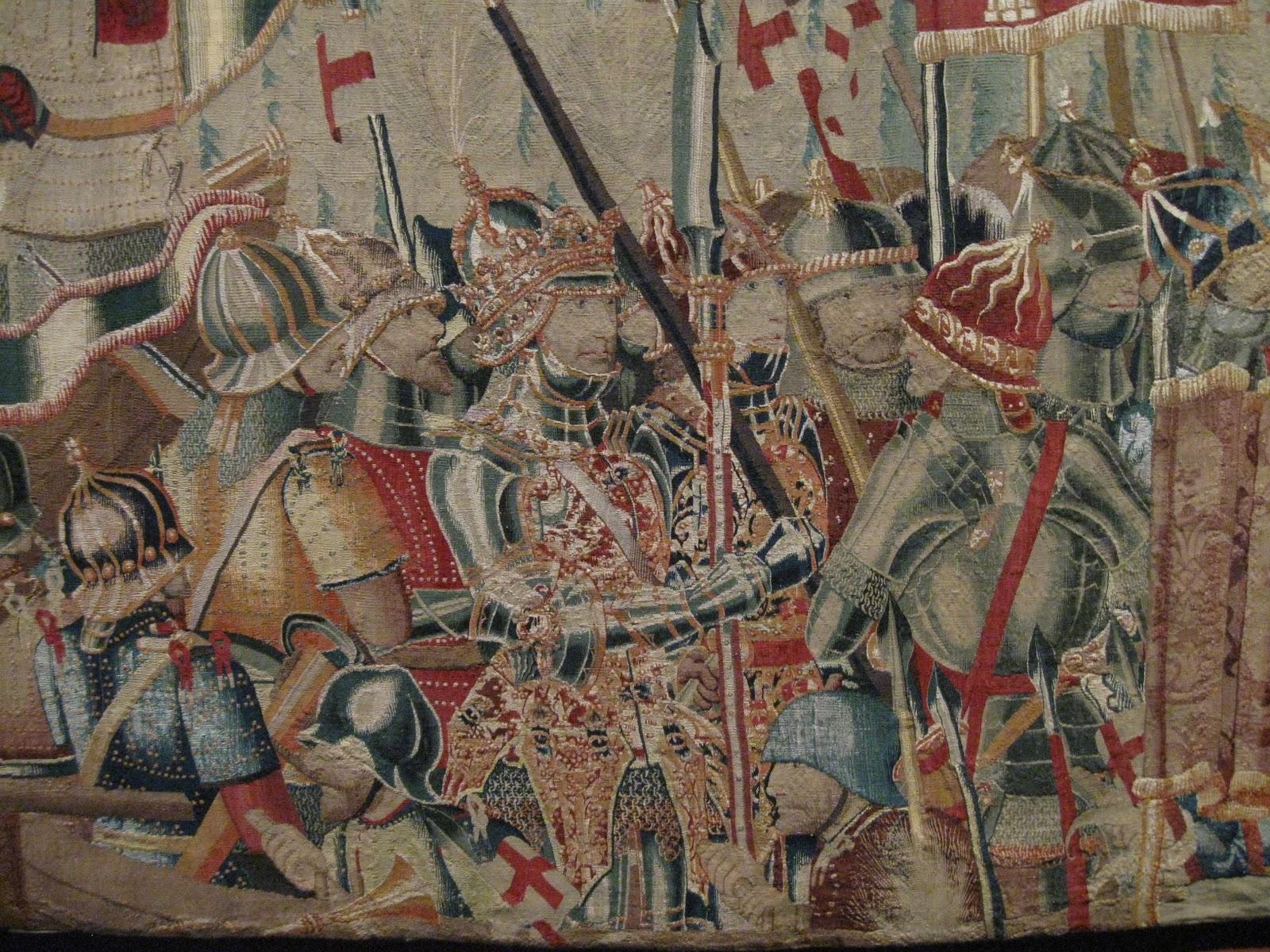 Washington Speaks 15th Century Tapestries Portray