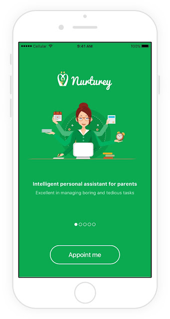 Nurturey launches Smartest Personal Assistant for Parents