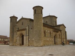 Iglesia de San Martín de Tours. Frómista