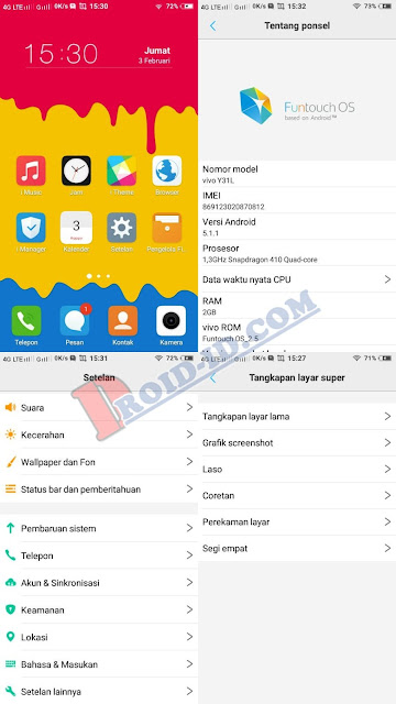 ROM Vivo Funtouch OS V2.5 Andromax E2+
