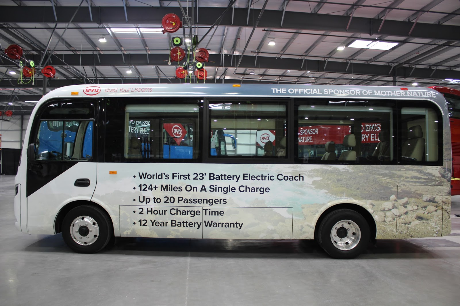 The Auto Advisor Group: BYD EXPANDS ELECTRIC BUS