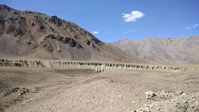 Leh Ladakh Bike Trip, Sarchu