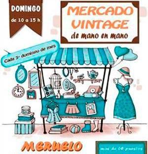 Mercado Vintage de Meruelo