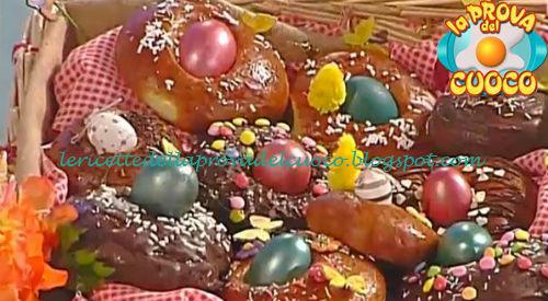 Mona de Pascua ricetta Povedilla da Prova del Cuoco