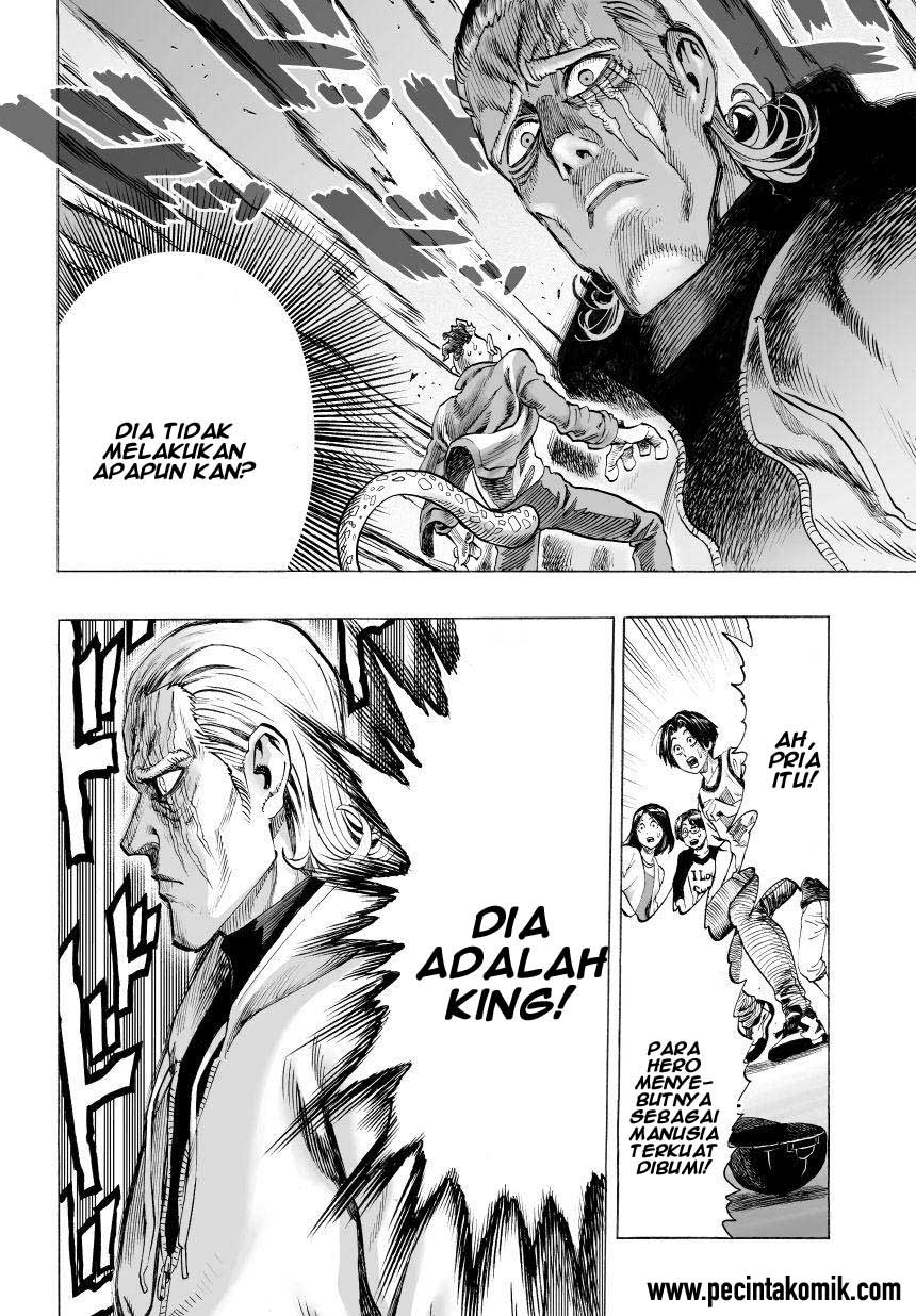 One Punch Man Chapter 50 Bahasa Indonesia