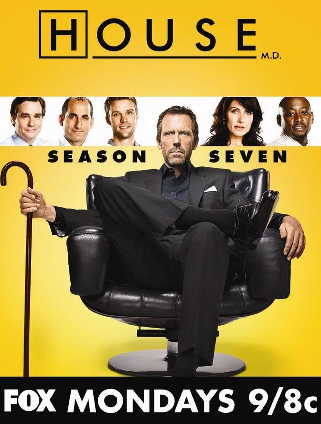 House M.D. - Season 7 Episode 03: Unwritten