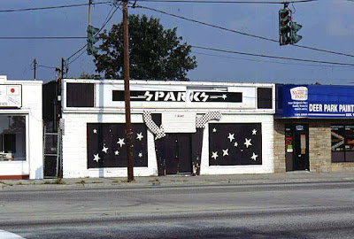 Spark's rock club in Long Island, New York