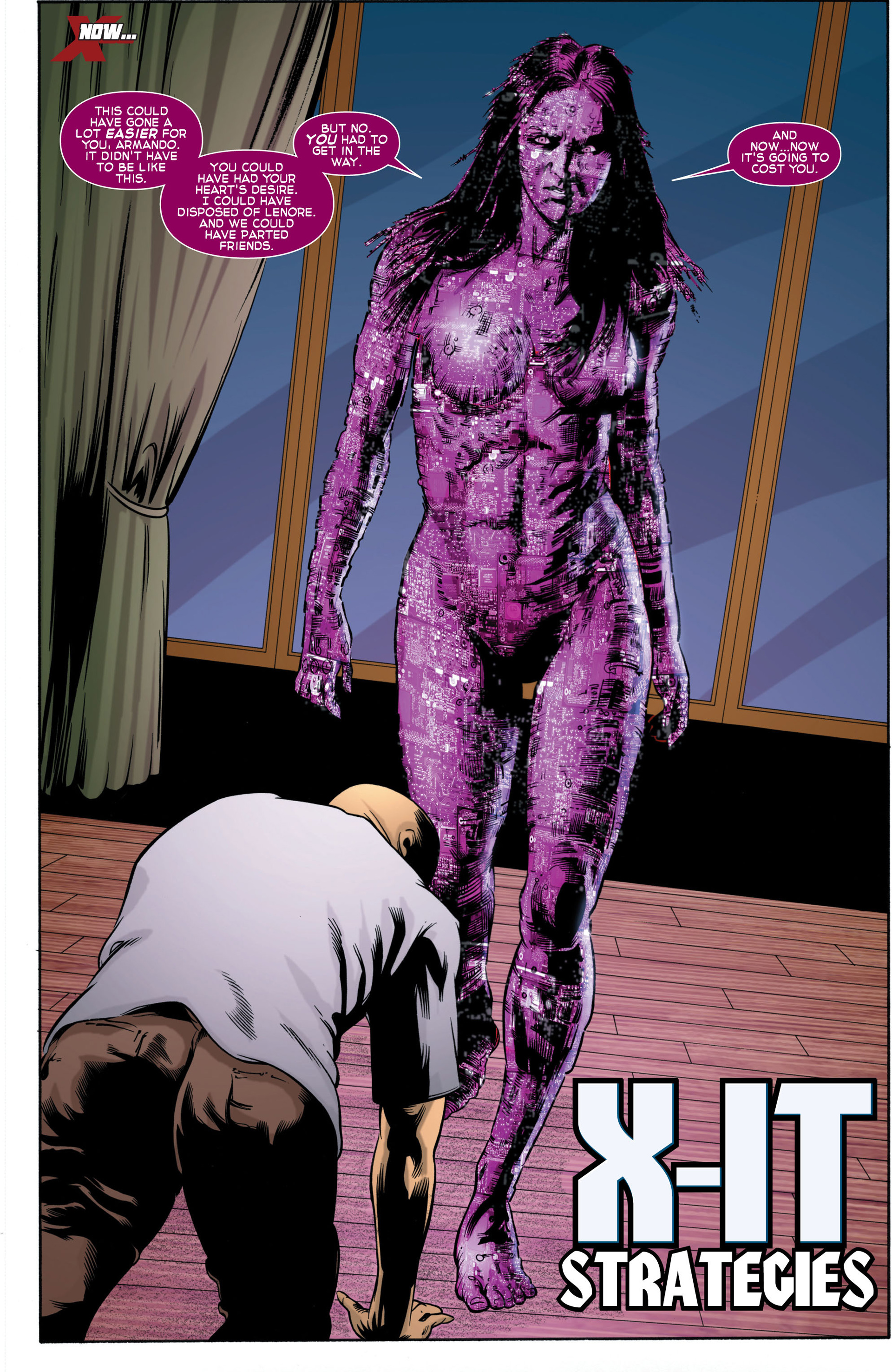Read online X-Factor (2006) comic -  Issue #46 - 8