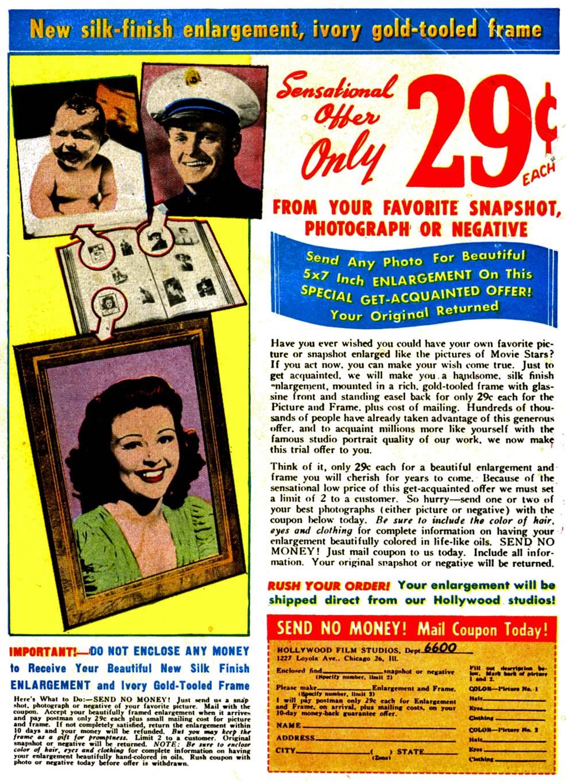Read online Detective Comics (1937) comic -  Issue #162 - 52