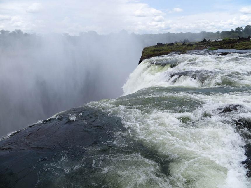 19. Devil's Pool, Victoria Falls