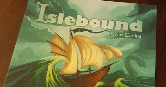 Board Game Review: Islebound