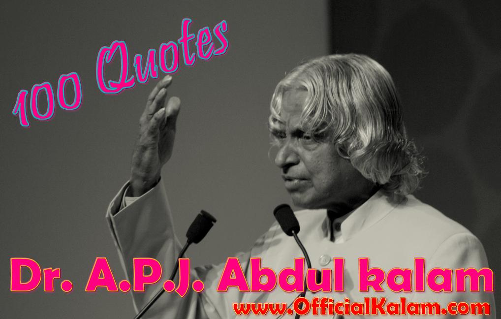 Abdul speech pdf kalam apj