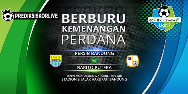 PREDIKSI BOLA: Persib Bandung vs Barito Putera