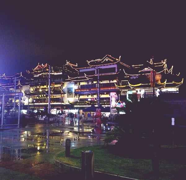 Yu Garden, ChengHuangMiao, Ding Tai Fung