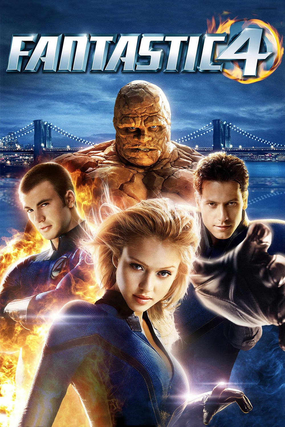 Fantastic Four 2005 - Full (HD)