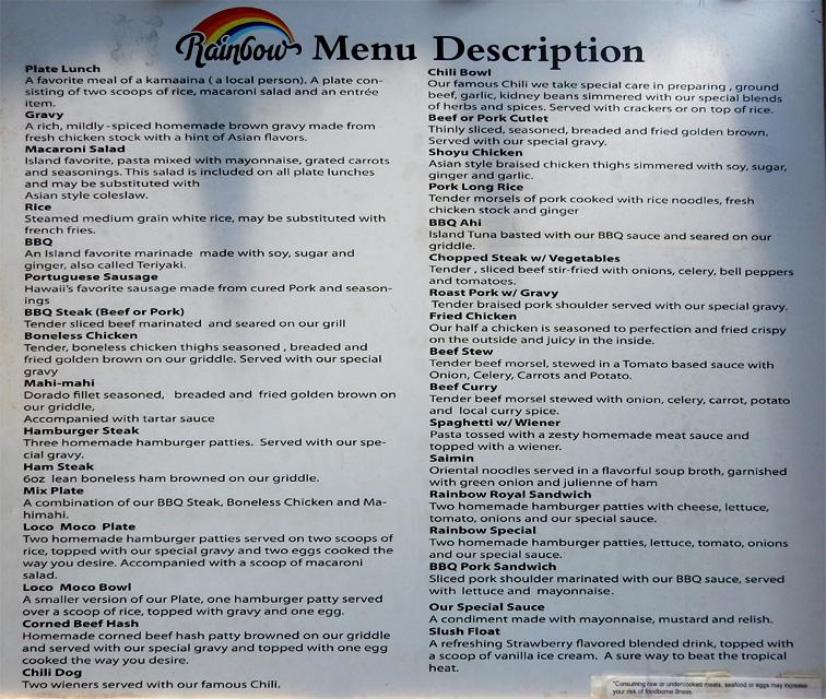 Sandy Restaurant Menu Blue Springs Mo