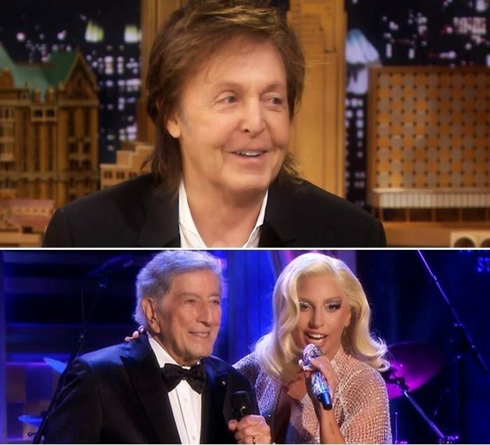Tony bennett Lady Gaga flac