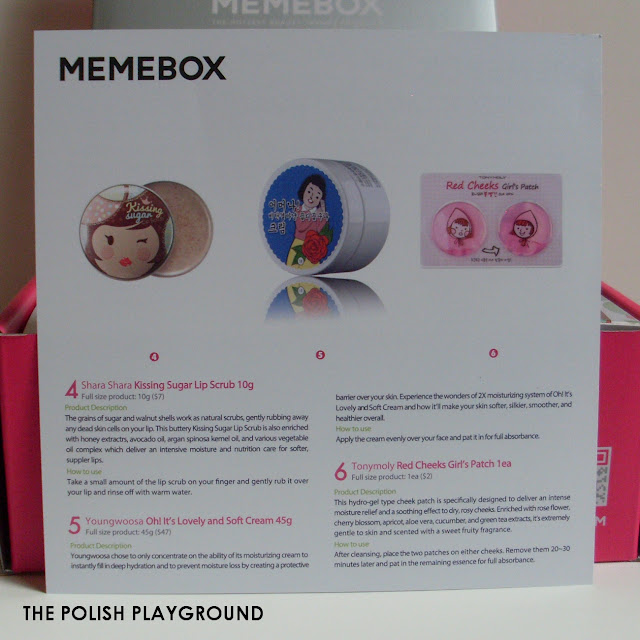 Memebox Superbox #61 My Cute Wishlist 3 Unboxing