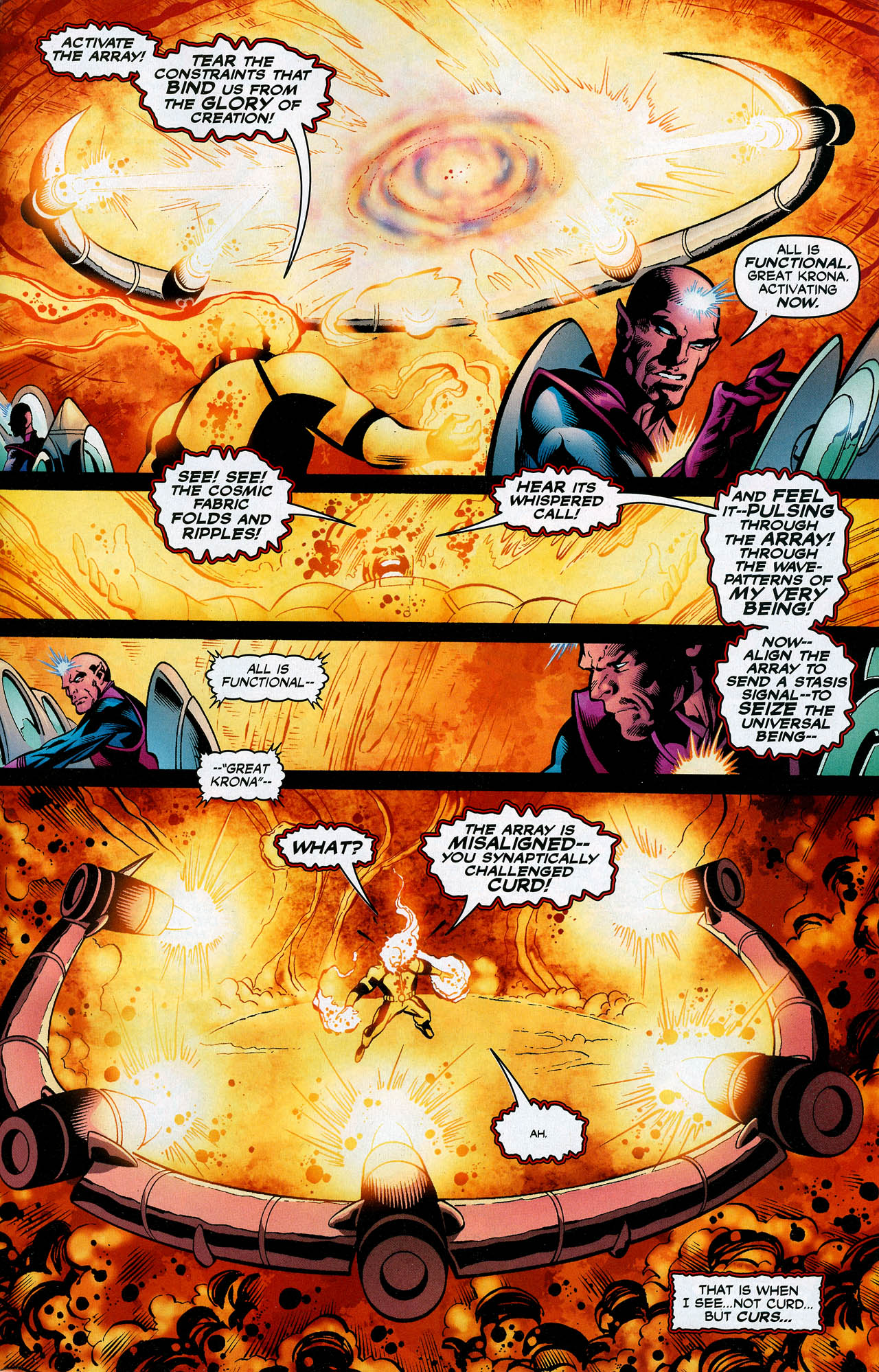 Read online Trinity (2008) comic -  Issue #20 - 27