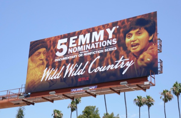 Wild Wild Country 5 Emmy nominations billboard