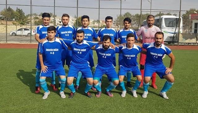 Bozovagücü Viranşehir Sanayispor'a 6-1 yenildi