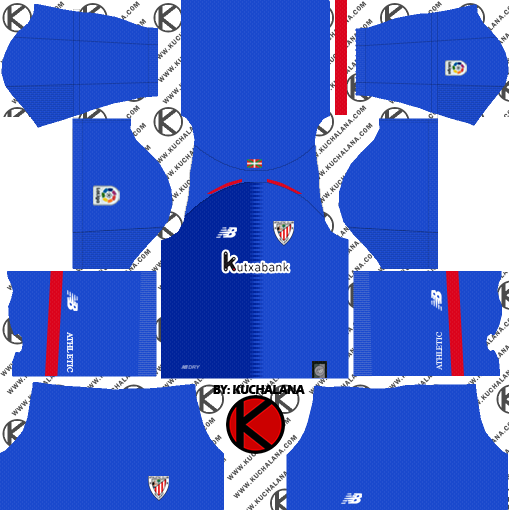 Athletic Bilbao 2018 19 Kit Dream League Soccer Kits Kuchalana