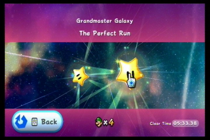240 Mario Stars Galaxy Super