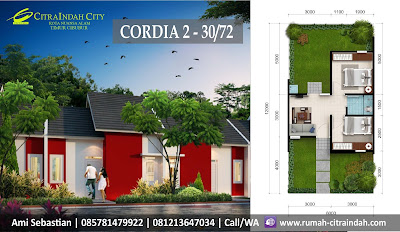 Model-Denah-Ruang-Cordia-2-30-72-Citra-Indah-City