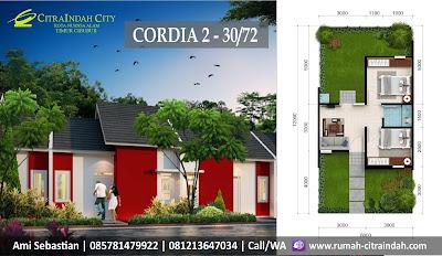 Model-Denah-Ruang-Cordia-2-30-72-Citra-Indah-City