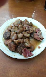 Típico plato de la Cocina del Campo de Cartagena