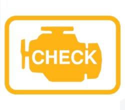 Check Engine menyala