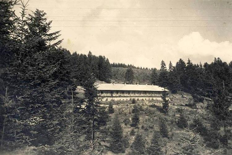 El retiro de Solahütte se utilizó para brindar un ambiente relajante a los oficiales de las SS que trabajan en el campo de exterminio nazi en Auschwitz.