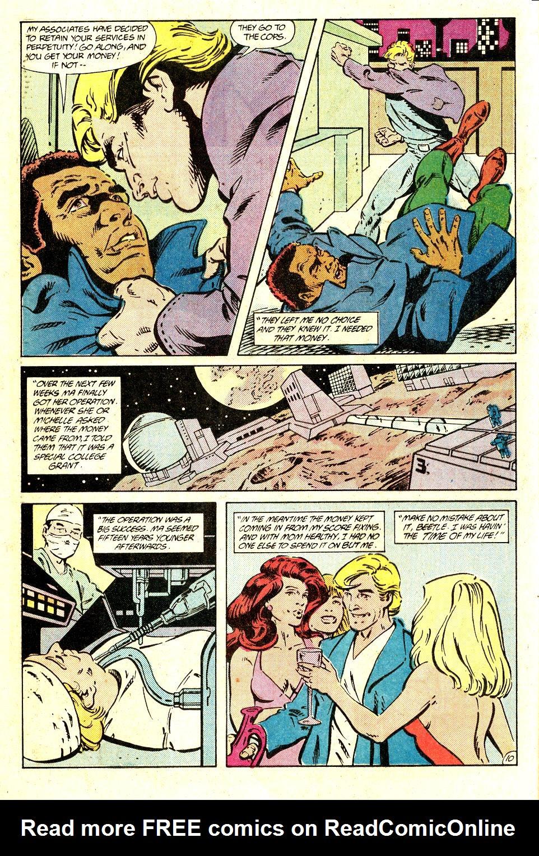 Read online Secret Origins (1986) comic -  Issue #35 - 14